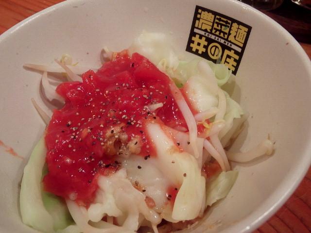 20130723練馬濃菜麺 井の庄1