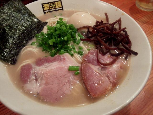 20130723練馬濃菜麺 井の庄2