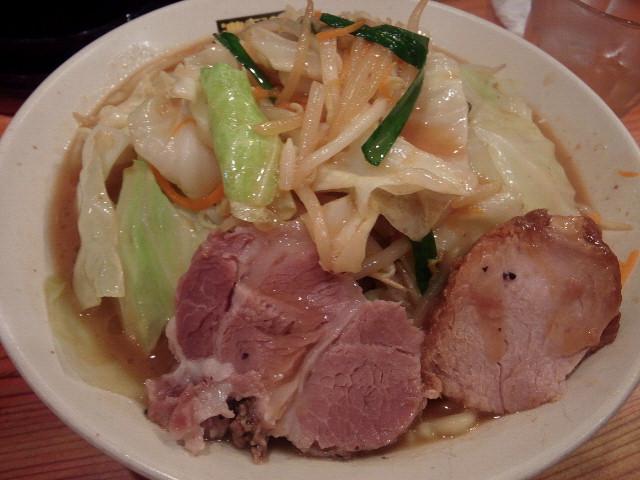 20130723練馬濃菜麺 井の庄4