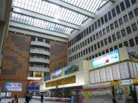 台北車站内部 キップ売り場