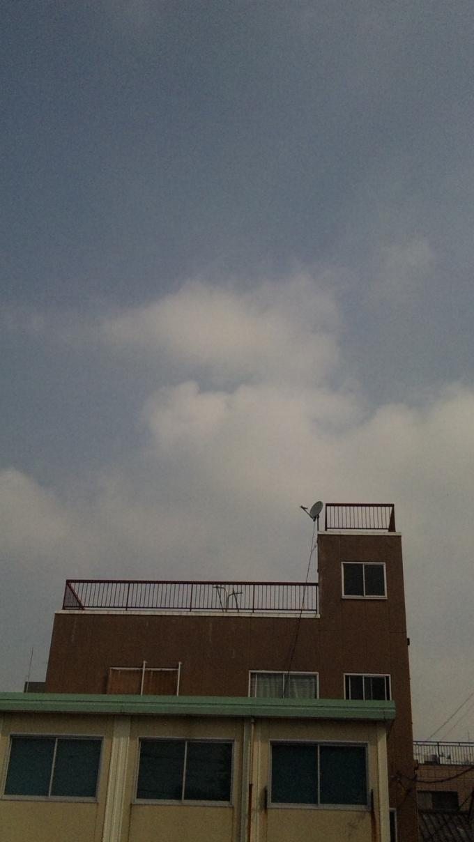 MORNING  SKY_20110817