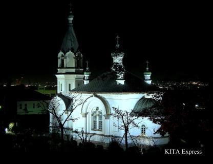 秋の夜の祈りハリストス正教会4