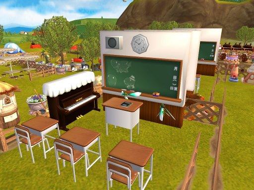 青空教室?