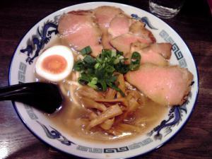 綿麺 フライデーナイト Part38 (13/1/25) 塩ら~めん