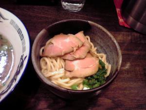 綿麺 フライデーナイト Part38 (13/1/25) 塩ら~めん(替え玉)