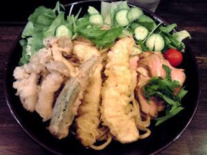 綿麺 フライデーナイト Part47 (13/6/14) 冷やしぶっかけそば