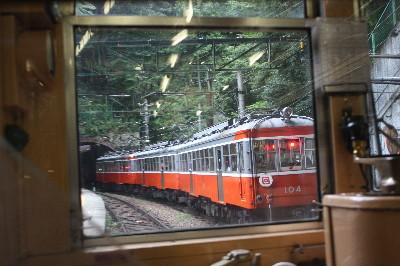 5箱根登山鉄道