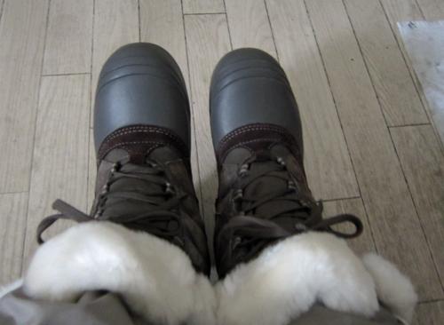 スノウ・ブーツ