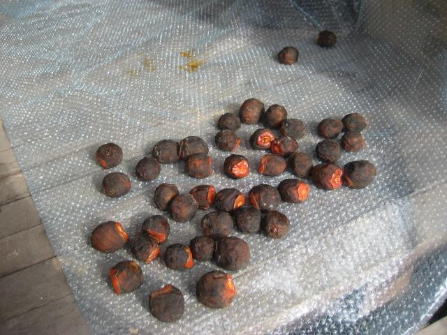 ポトリ干し柿