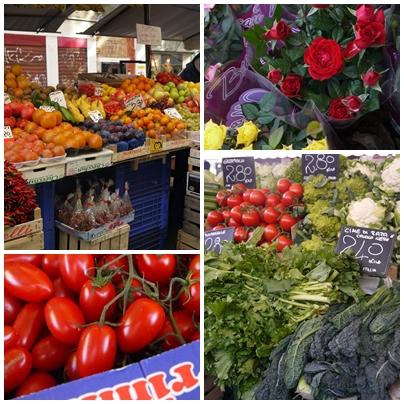 ベネチア市場