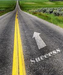成功へまっすぐ