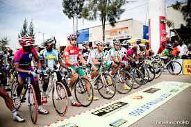 自転車レース1