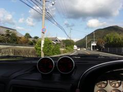 慣らし運転1000km1