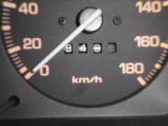 慣らし運転1000km2