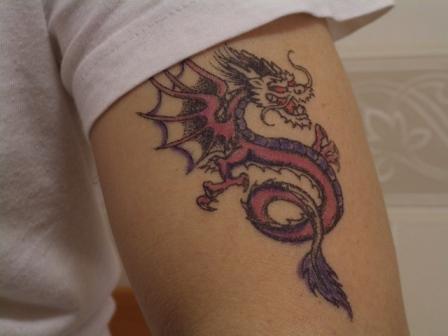 Tattooドラゴン