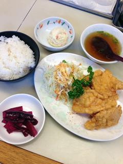 1203定食
