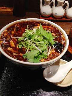 1217酸辣湯麺
