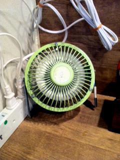 1223扇風機