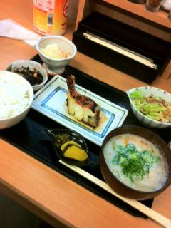 0121定食