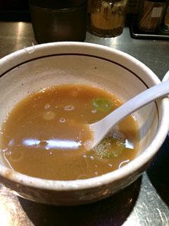 0208スープ割り