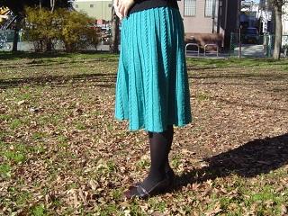 Flared Skirt#3