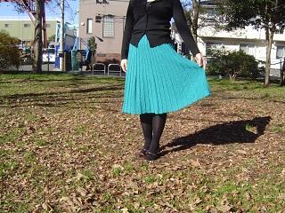 Flared Skirt#4