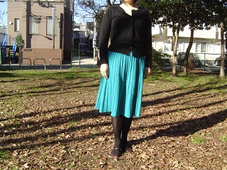 Flared Skirt#1