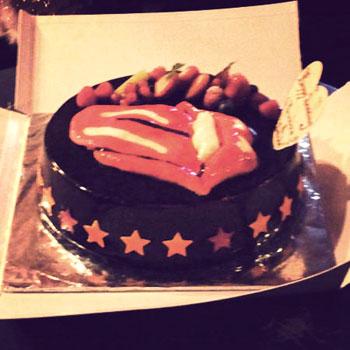 ロックケーキ