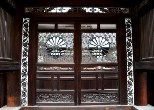 東寺小子房勅使門