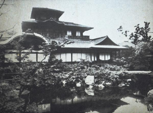 西本願寺飛雲閣(昭和3年)