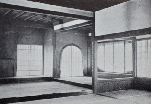 西本願寺飛雲閣(昭和11年)