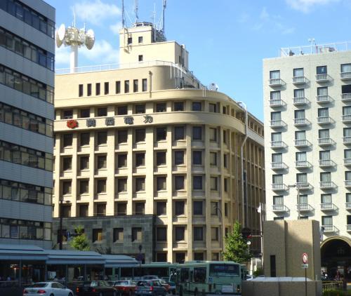 旧京都電燈本社