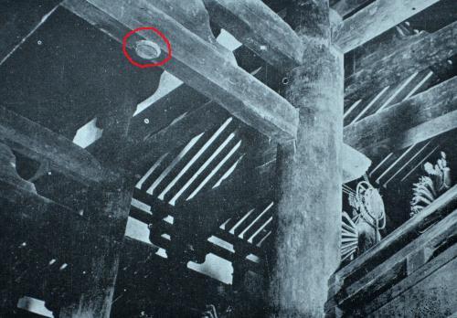 『京都古建築』より三十三間堂