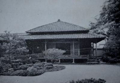 『京都古建築』より曼殊院小書院