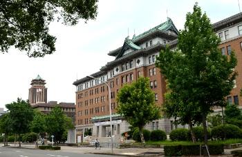 愛知県庁と名古屋市役所