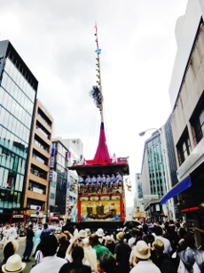 祇園祭・鶏鉾