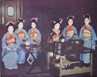 先斗町歌舞練場(『京都』より)