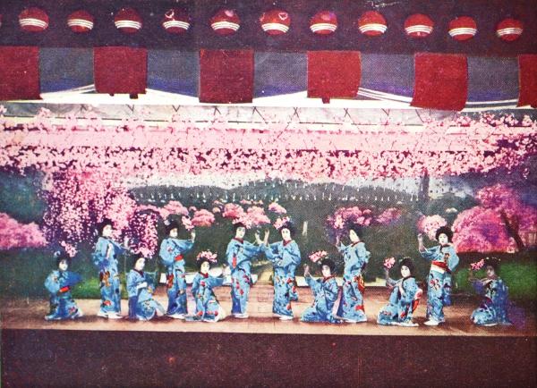 鴨川踊り(『京都』より)