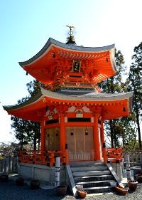 正法寺遍照塔