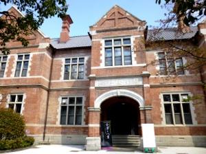 キャンパスの校舎