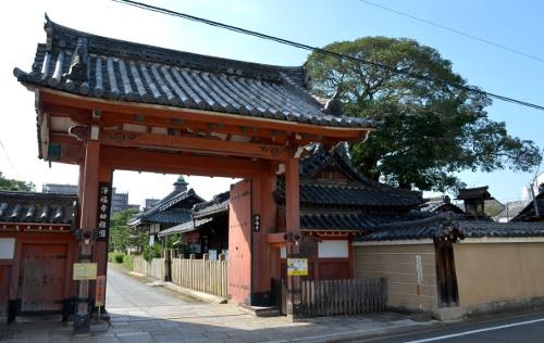 浄福寺赤門