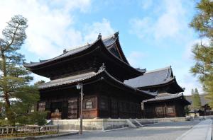 妙心寺仏殿・法堂