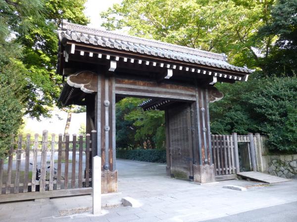 京都御所蛤御門