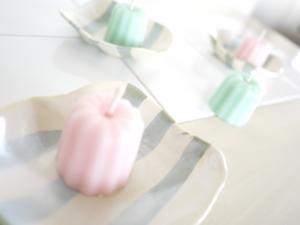 小皿とキャンドル2