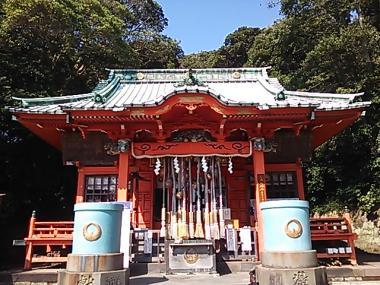三崎 海南神社