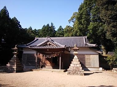1布気皇館太神社