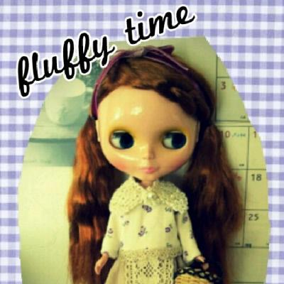 fluffy time ぽん