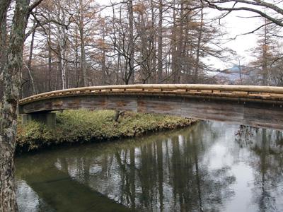 静寂の湯川