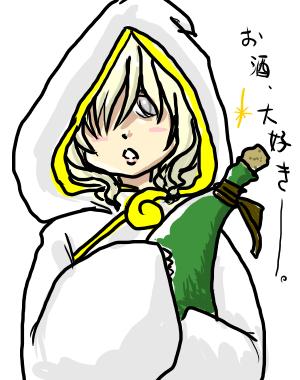 酒好き妖精