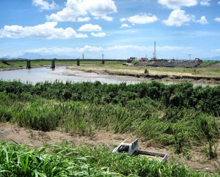 清水山と水害 106